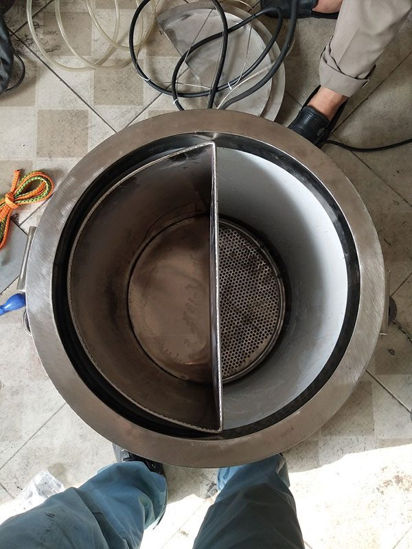 Nồi nấu phở 80 lít 2 ngăn